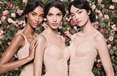 Exclusive: Anais Mali is a Dreamy Wood Nymph for Dolce & Gabbana Skincare via @byrdiebeauty