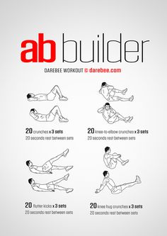 Six Pack Abs Workout Routine Six Pack Abs Diet, Six Pack Abs Workout, Best Ab Workout, Gym Workout Tips, Abs Workout For Women, Ab Workout At Home, Workout Regimen, Workout Challenge, Workouts