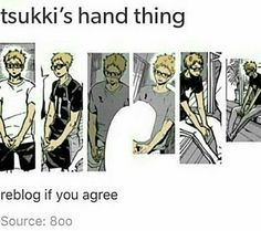 I actually do the same hand thing, whoops