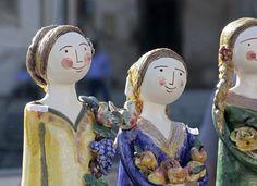 boneca de cerâmica italiana. Linda http://www.flickr.com/photos/32409740@N07/5048261939/