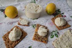 Salata de icre cu gris Feta, Camembert Cheese, Dairy, Salads