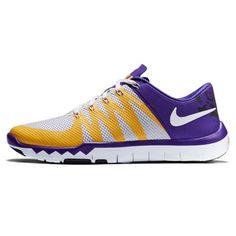 LSU Tigers Nike Zero Fresh Shoes