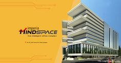 Now, an intelligent office complex by Imperia #ImperiaMindSpace