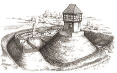 Motte & Bailey Reconstruction