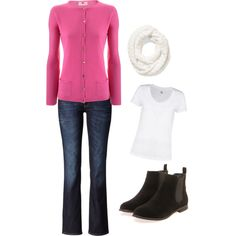 """""""Silhouette - Version 8"""" by melina-dahms on Polyvore"""