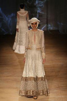 Rimple and Harpreet Narula. India Couture Week 2014.