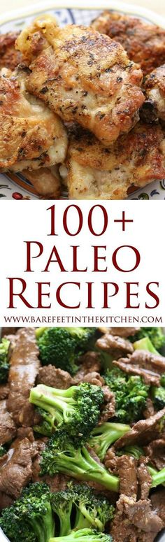 To kick off a season of more intentional eating, I've rounded up an enormous collection of paleo recipes. Paleo eating is much more simple than you might think!