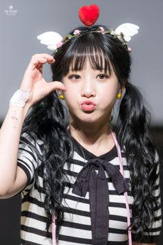 Jiae (Lovelyz) - Jamsil Fansign Event Pics