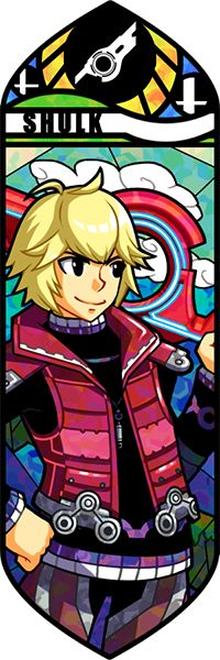One of my secondary mains,Shulk. I'm so glad they added him to the game. When I first saw the leaks about him being in the game I had thought for sure that they were fake.