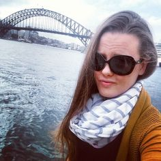 When the wind almost blows you into the harbour and the sun goes behind the clouds just for your selfie  #sydney #australia #sydneyharbourbridge #selfie #cloudy #windy #notimpressed #winning #life #dammit #noworries #mate #adventure #travel #cabincrew #newdaynewcity by thataussietraveller http://ift.tt/1NRMbNv