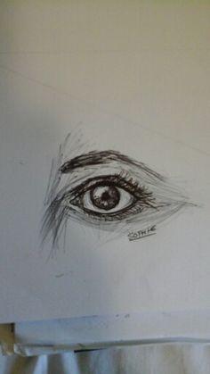 Eye My Arts, Eyes