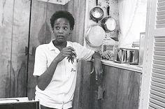 "mabellonghetti: "" ""Whitney Houston in West Orange, New Jersey, c.1982. Credit: Bette Marshall "" """