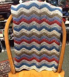 kyarns: Customer Project - Crocheted Blankets