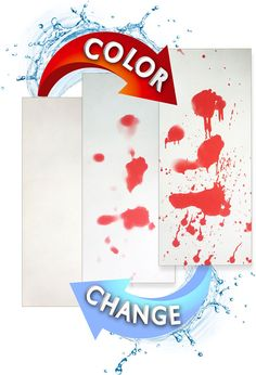 Color Changing Bath Mat That Leaves Quot Bloody Quot Footprints