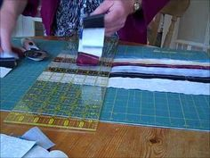 Trip Around the World Quilt Video - YouTube