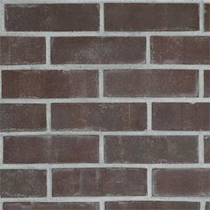 Thin Brick or Veneer Brick Example