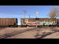 BNSF coal Trains from Abbott to Grand Island,NE on October 28,2017