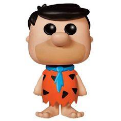 Hanna Barbera Flintstones Fred Flintstone Pop! Vinyl Figure #PopVinyl #Funko #FunkoPopVinyl #PopVinyls #Pop #Vinyl #FunkoPopVinyls #Flintstones #FredFlintstone