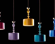 """Mi piace"": 156, commenti: 7 - Melina Light (@melinalight) su Instagram: ""Melina pendant colorfull by @giacintodenardo #melinalight #design #cool #instadesign #luxury #home…"""