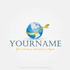 74 The Best Travel Logos images in 2019 | Online logo, Travel logo
