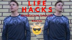 LIFE HACKS FOR EVERYONE! EVERYONE SHOULD KNOW 2016