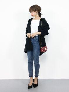 低身長さんにおすすめ♡2018年春夏コーデ&スタイルアップに欠かせないポイントをご紹介! | folk (3ページ) Outfit Of The Day, Trunks, Normcore, Yahoo Beauty, How To Wear, Outfits, Clothes, Style, Fashion