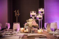 Blush Ivory and Champage Wedding Centerpiece - Bouquets of Austin