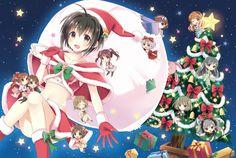 クリスマス小日向ちゃん