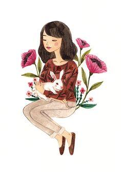 Ploypisut Chueobchoey - Illustration