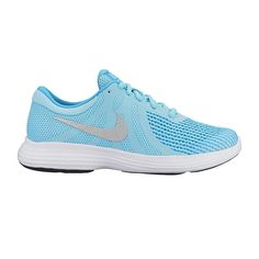 54be6a39a258 Nike Revolution 4 Girls Running Shoes Big Kids JCPenney