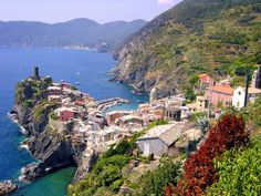 What to do while in Cinque Terre