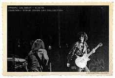 MAGE MUSIC: 1972 Led Zeppelin at Nassau Coliseum - Steve Jones Collection