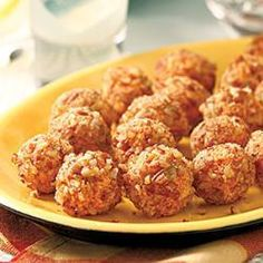 Nutty Ricotta Balls Recipe on Yummly