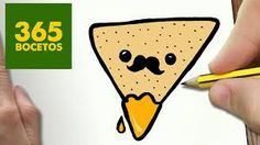 Resultado de imagen para dibujos kawaii faciles comida