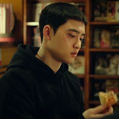Do Kyungsoo at Room No. 7