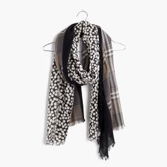 Madewell Print & Pattern Scarf