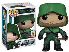 SDCC 2015 Exclusive Pop! Pop! TV: Arrow - The Arrow: Unmasked. Pretty sure this is the cutest Pop ever <3