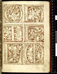 www.asdlabs.com - AS D LABS  - INTERACTIVE DESIGN AND DEVELOPMENT - USER INTERFACE DESIGN - CUSTOM APPLICATION DEVELOPMENT - SoHo - 110 Greene Street New York City NY 10012 - Macclesfield Alphabet Book Font Type Typography Sixteenth Century 1500's 16th 16 Sixteen Fifteen The British Library National Old Vintage Ancient