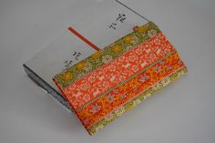 Fukusa basami flat pouch, vintage Japanese tea ceremony purse, c.1971 by StyledinJapan on Etsy
