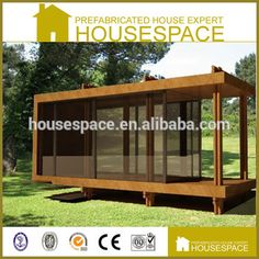 Eco-effective luxury container homes 20ft prefab shipping