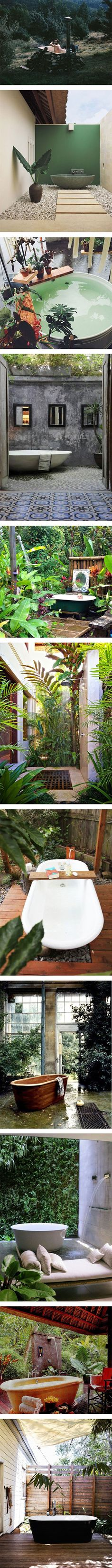 10 amazing outdoor baths we'd love to have