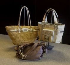 Michael Kors and Coach...love these for Summer!