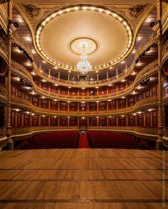 Teatro Santa Isabel - Recife, Pernambuco