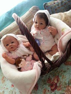 My reborn baby dolls..