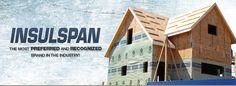 Insulspan Preferred and Recognized Brand