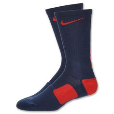 Men's Nike Elite Basketball Crew Socks