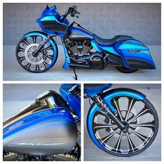 Harley Davidson News – Harley Davidson Bike Pics Harley Bagger, Bagger Motorcycle, Harley Softail, Harley Bikes, Motorcycle Garage, Harley Davidson Custom, Harley Davidson Road King, Harley Davidson Bikes, Custom Motorcycle Paint Jobs