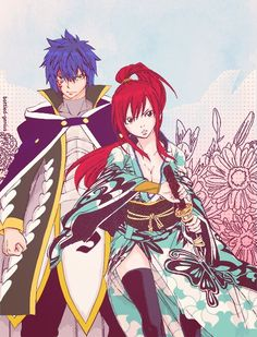 Jerza Fairy Tail