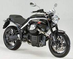 Moto Guzzi Griso 8V