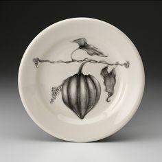 Laura Zindel Design - Bread Plate: Acorn Squash, $26.00 (http://www.laurazindel.com/bread-plate-acorn-squash/)
